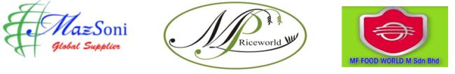 MP-Rice World Limited Logo